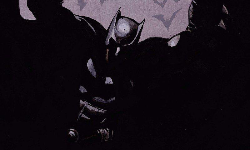 Batman, l'eroe da fiaba di Enrico Marini
