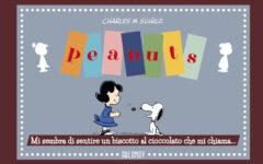 PEANUTS 5 - Mi sembra di sentire un biscotto al cioccolato_copertina