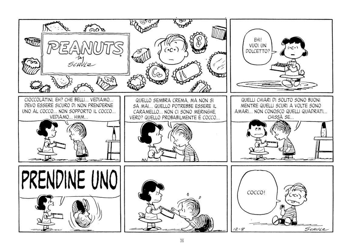 PEANUTS - biscotto 36