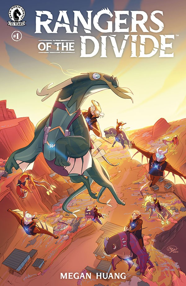 Rangers of the Divide 1