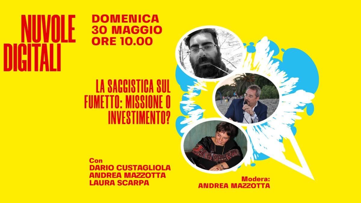 Laura Scarpa, Dario Custagliola, Andrea Mazzotta