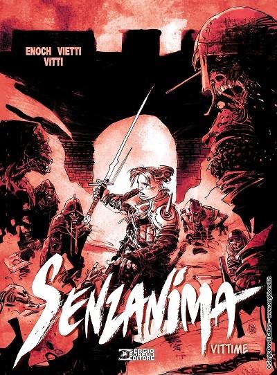 Senzanima__vittime - cover