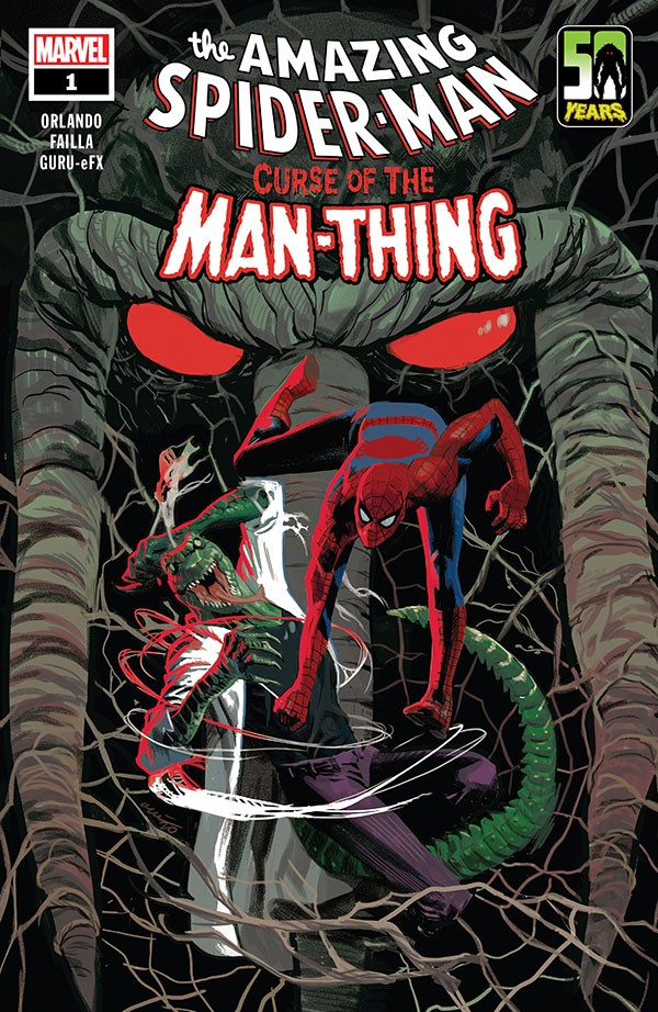 Spider-Man - Curse Of The Man-Thing 1