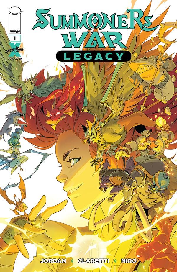 Summoner's War - Legacy 1