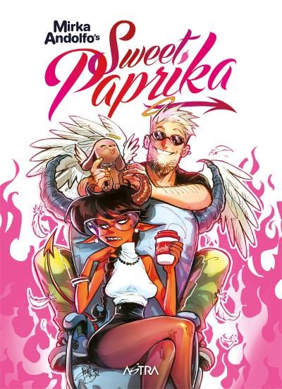 Sweet Paprika vol. 1 (Star Comics, mag. 2021) 400px