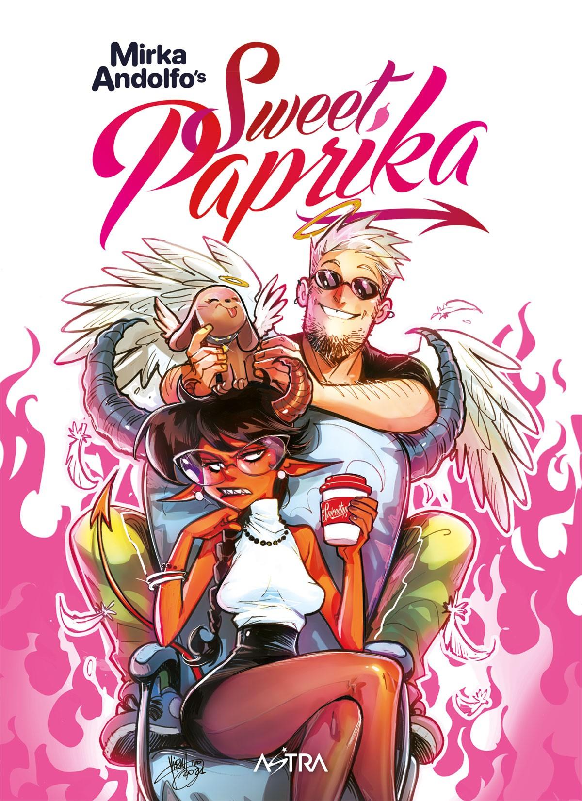 Sweet Paprika vol. 1 (Star Comics, mag. 2021)