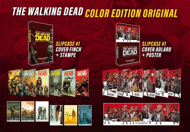 The Walking Dead in edizione spillata esce il 17 giugno
