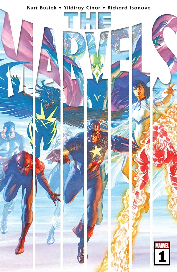 The Marvels (1