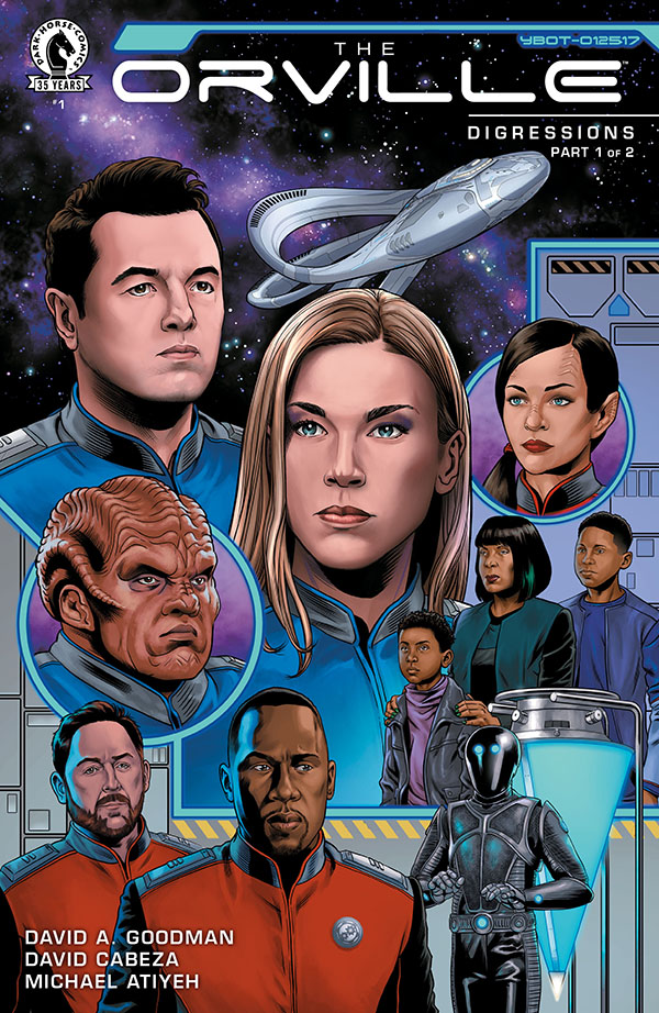 The Orville - Digressions 1