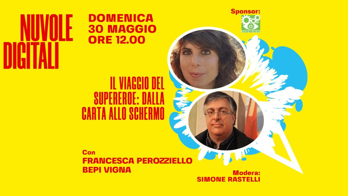 Francesca Perozziello, Bepi Vigna