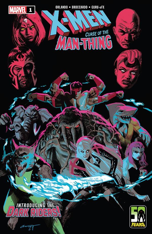 X-Men - Curse Of The Man-Thing 1