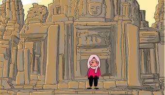 La Cambogia vista da Takoua Ben Mohamed
