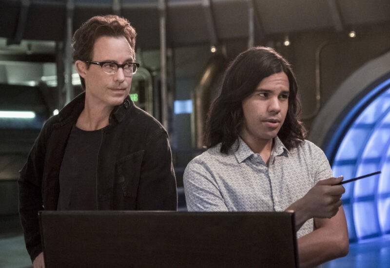 The Flash: Carlos Valdes e Tom Cavanagh lasciano la serie