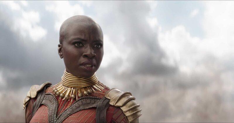 Black Panther: Wakanda Forever – Danai Gurira torna nel ruolo di Okoye