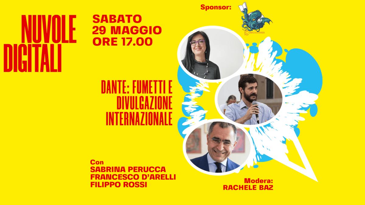 Sabrina Perucca, Filippo Rossi, Francesco D'Arelli