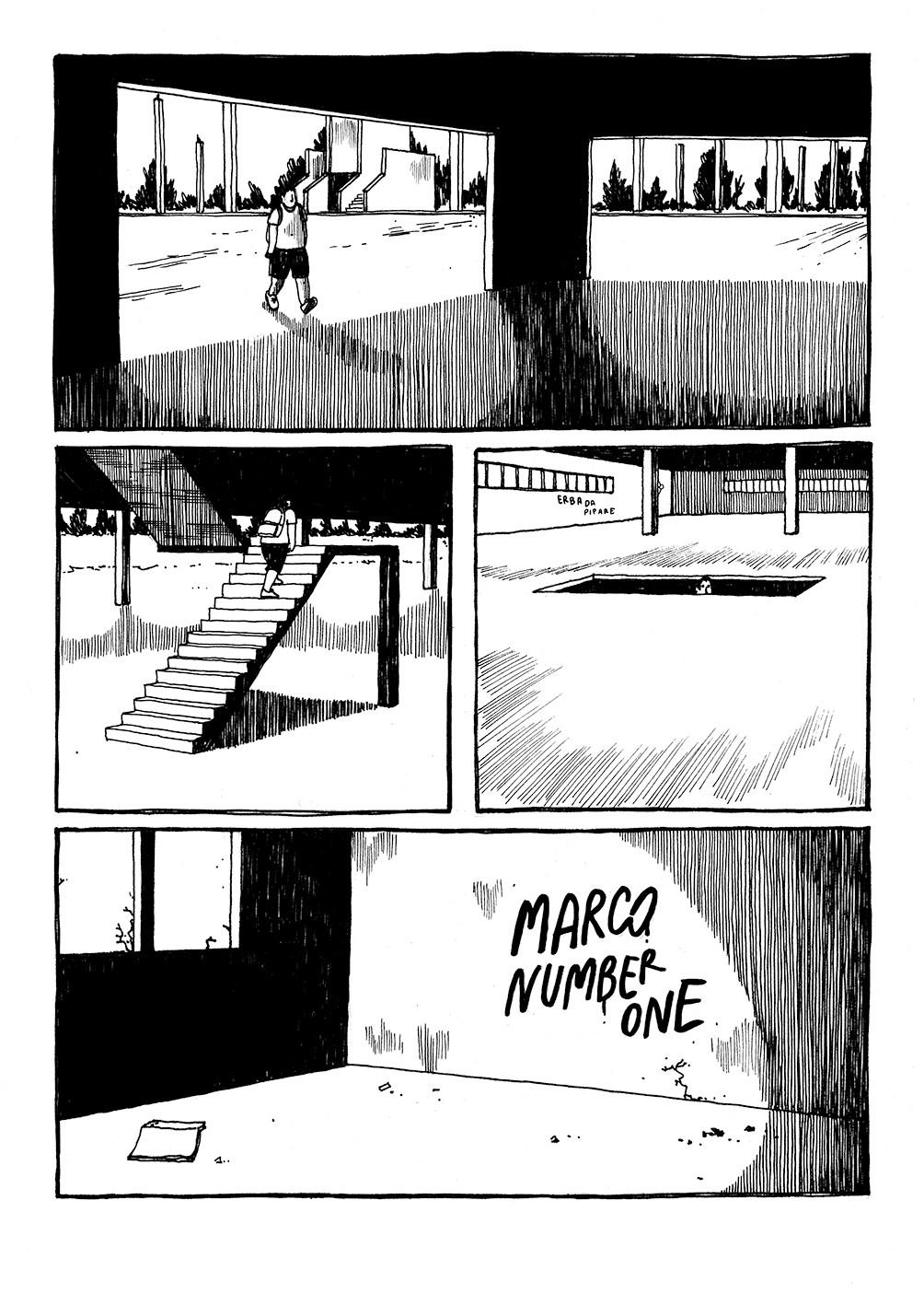 malibu marco number one