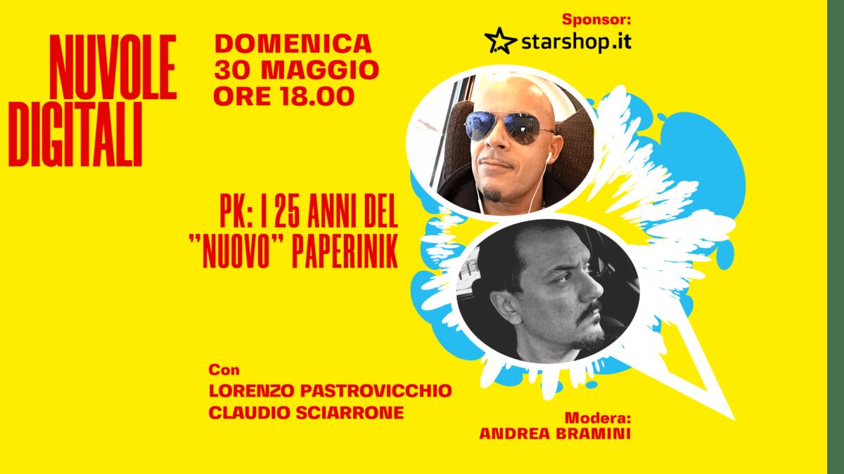 Claudio Sciarrone, Lorenzo Pastrovicchio