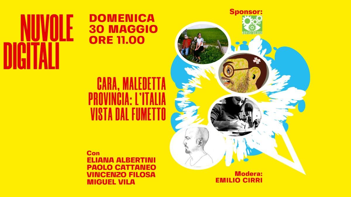 Vincenzo Filosa, Miguel Vila, Paolo Cattaneo, Eliana Albertini