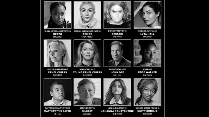 Sandman: nuovi ingressi nel cast della serie Netflix