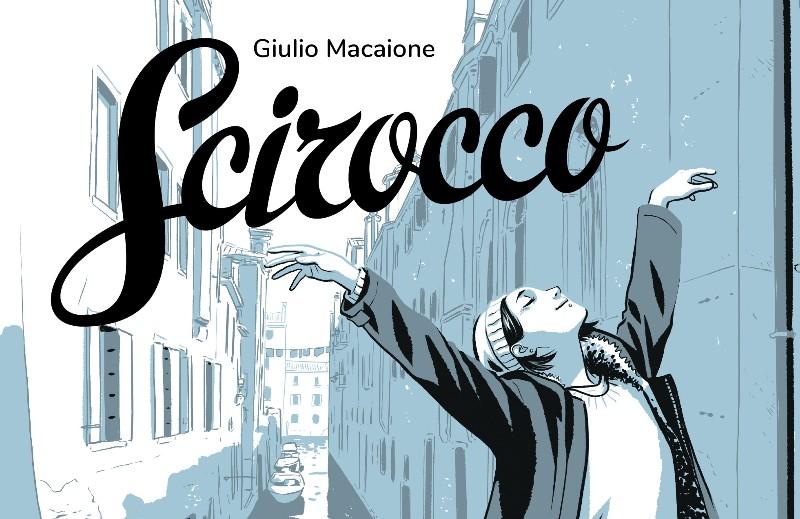 Fumetti Bao: in arrivo Scirocco di Giulio Macaione