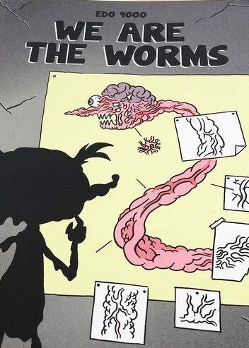we are the worms cover