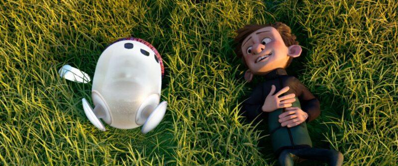 Primo trailer e poster per Ron – Un amico fuori programma