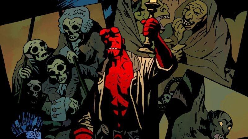 Mike Mignola – Hellboy Omnibus Vol. 1