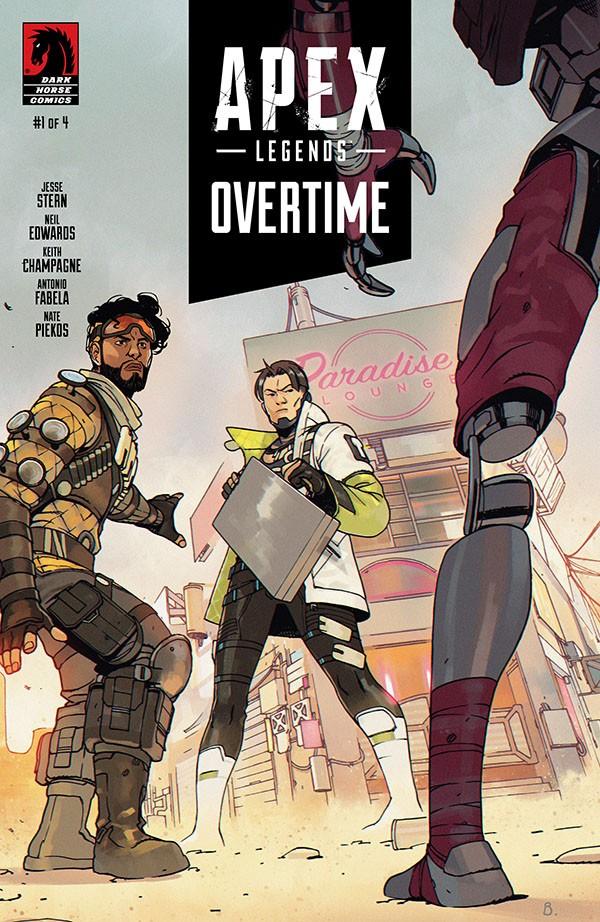 Apex Legends - Overtime 1