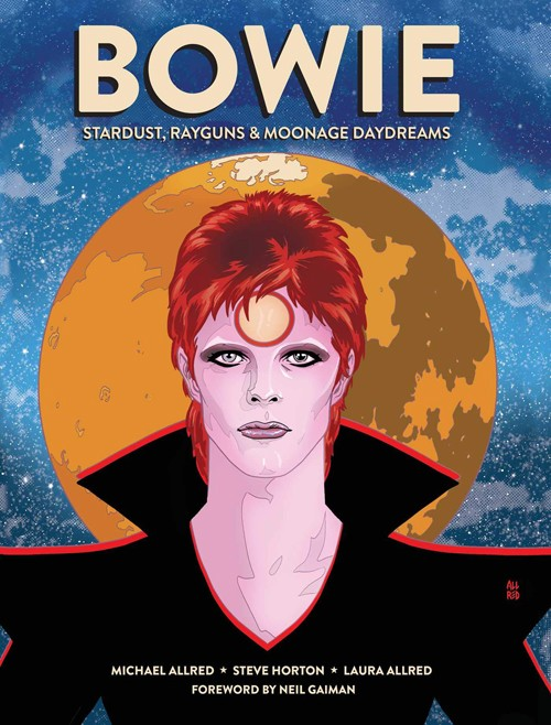 BOWIE cover 2