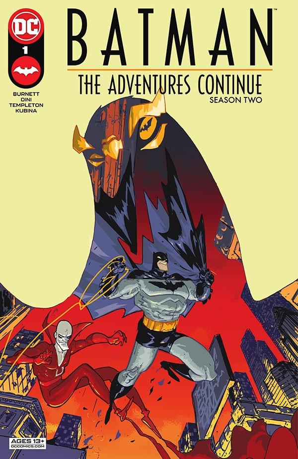 Batman - The Adventures Continue Season Two 1