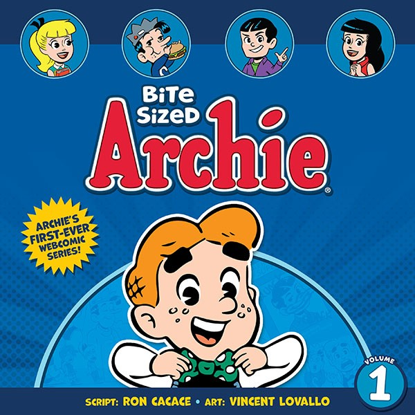 Bite Sized Archie 1
