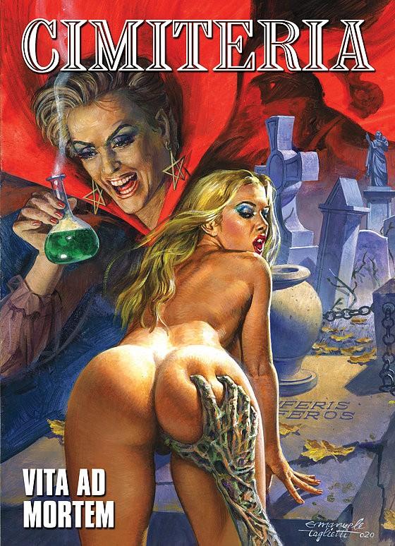 CIMITERIA 1 COVER LIGHT