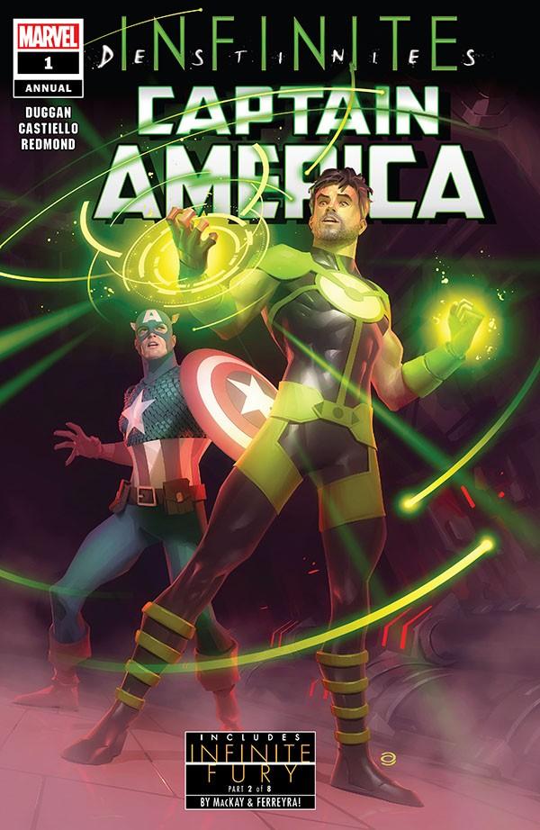 Captain America Annual 1