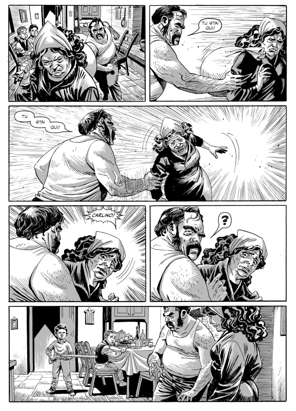 DC_20 Mai tardi, disegni Riccardo Randazzo