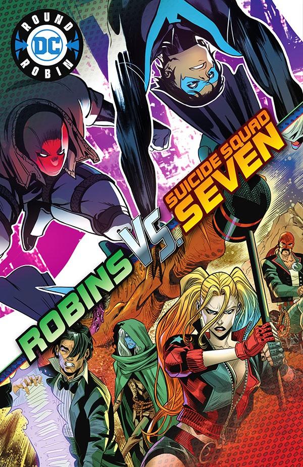DC's Round Robin 1