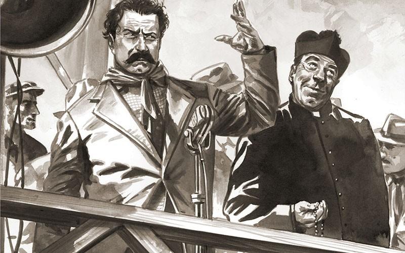 Don Camillo a fumetti arriva a 20