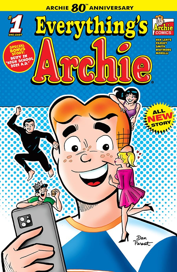 Everything's Archie 1