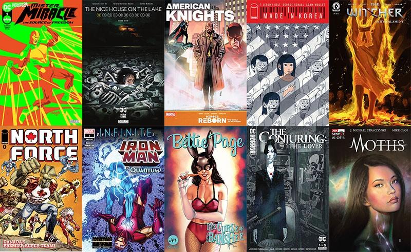 First Issue #86: horror, fantascienza, fantasy ed escapisti