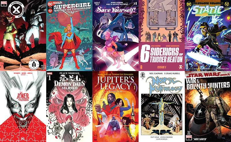 First Issue #87: mutanti planetari e superdonne del domani