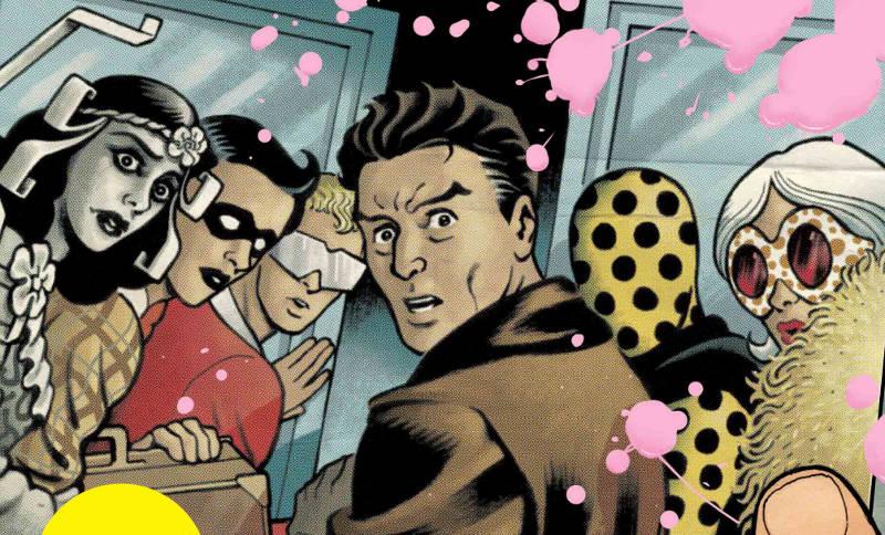 Panini Comics pubblica Gli uomini della settimana