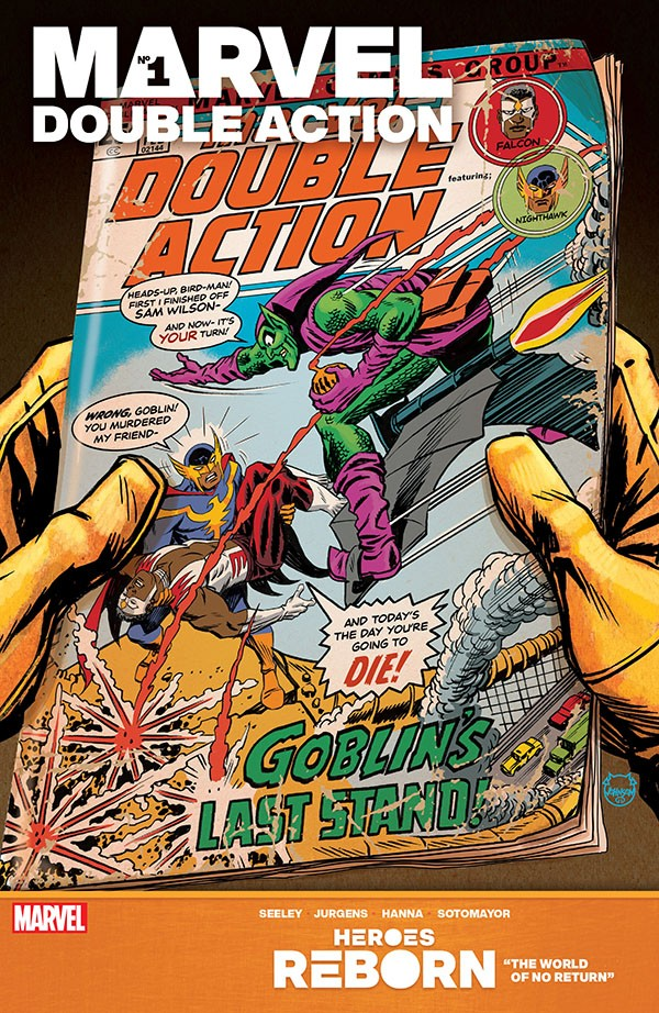 Heroes Reborn - Marvel Double Action 1