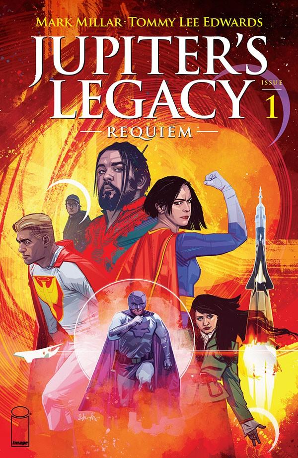 Jupiter's Legacy - Requiem 1