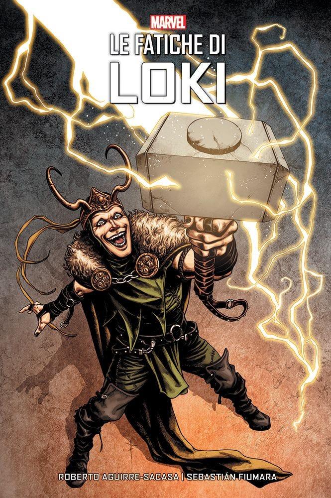 Le fatiche di Loki (Panini, 2021)