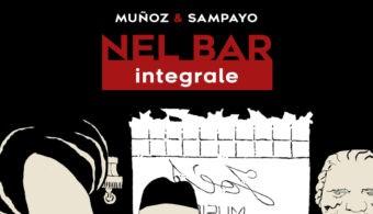NEL BAR. Integrale_ cover