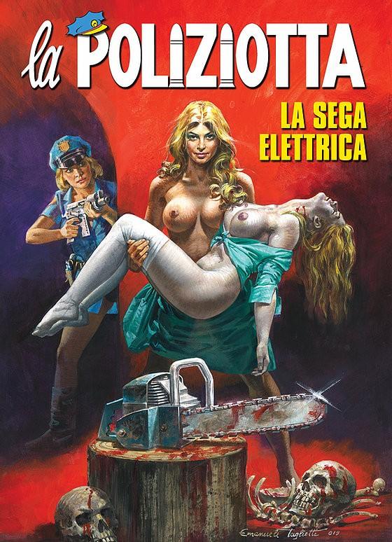 POLIZIOTTA COVER DEF LIGHT