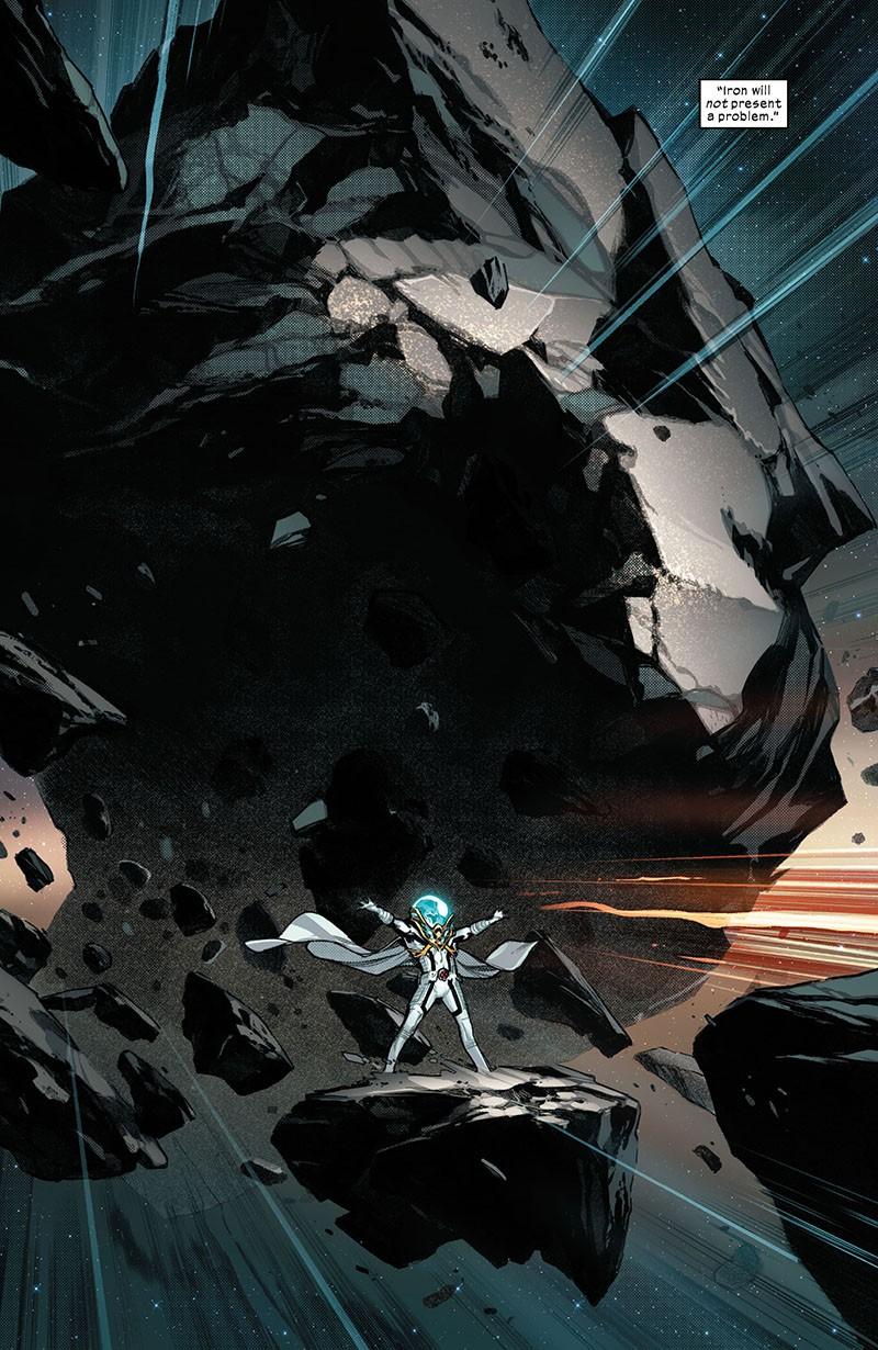 Planet-Size X-Men 001-002