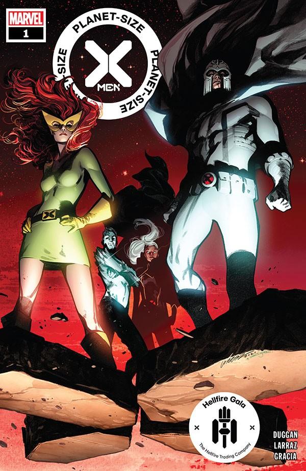 Planet-Size X-Men 1