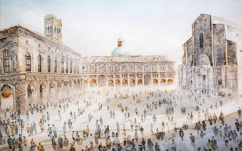 NPE pubblica il catalogo della mostra in ricordo di Sergio Tisselli