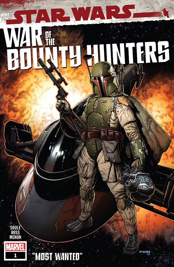 Star Wars - War Of The Bounty Hunters 1