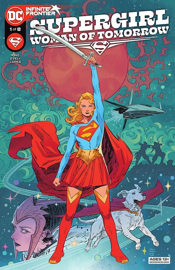 Supergirl - Woman of Tomorrow 1
